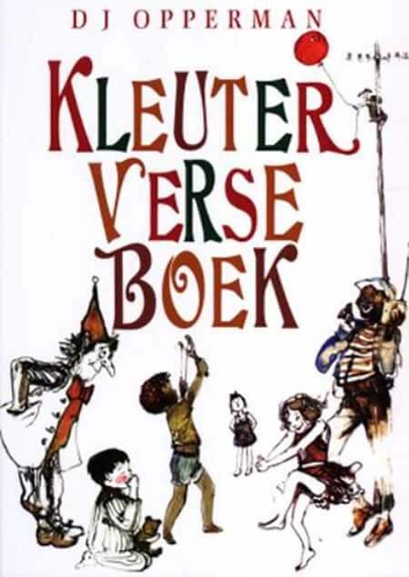 Kinders-kleuterverseboek