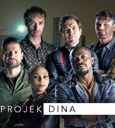 'n Nuwe jaar op kykNET Projek-Dina-Kyknet