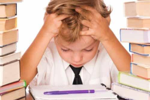 Huiswerk vir laerskoolleerders. Ja of Nee?