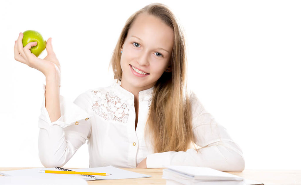 Sit eksamenstres ore aan