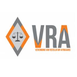Vereniging van Regslui in Afrikaans