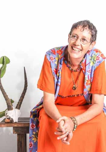 Antoinette Pienaar – Ons eie Karookruiekoningin