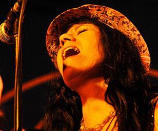 Jackie Lätti – musiek het háár gekies