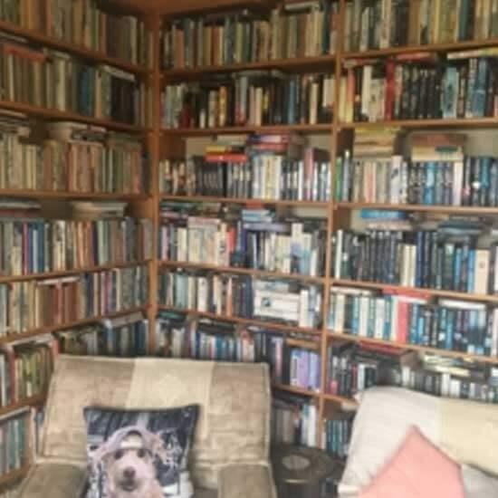 Lekkerleesboekrak se 9 000 boekwurms