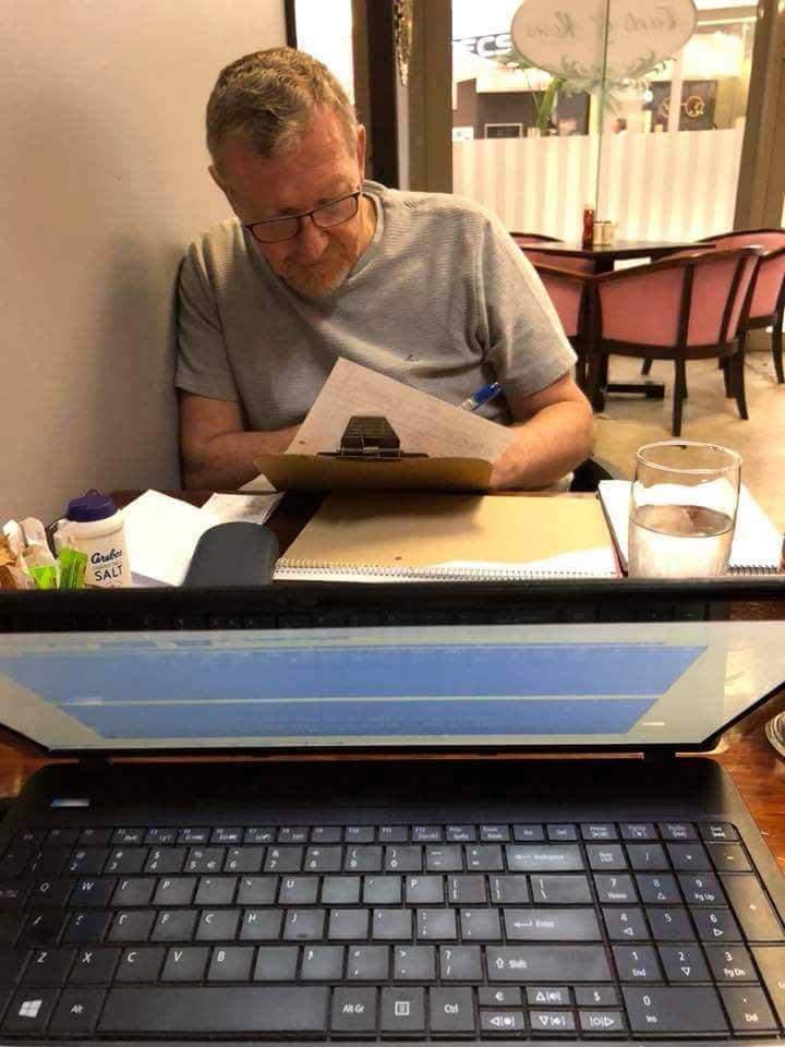 Paul C Venter – Storieverteller van formaat
