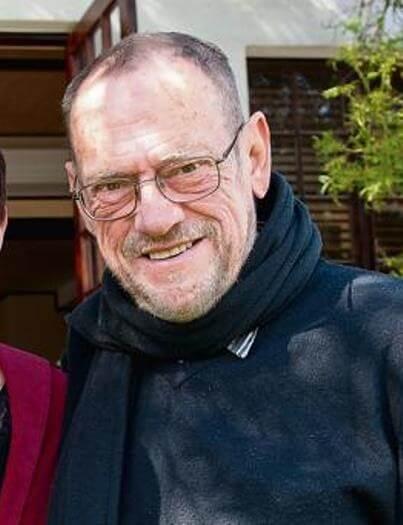 Prof. Christo van Rensburg ontvang die gesogte Jan H. Marais-prys