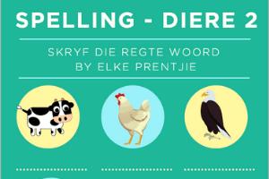 Spelling - Diere 2