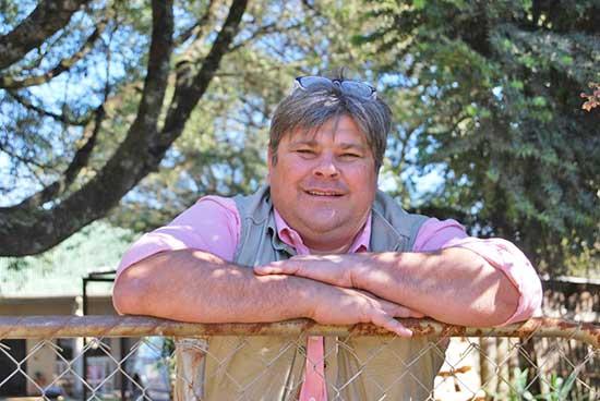 Storieverteller – Izak du Plessis
