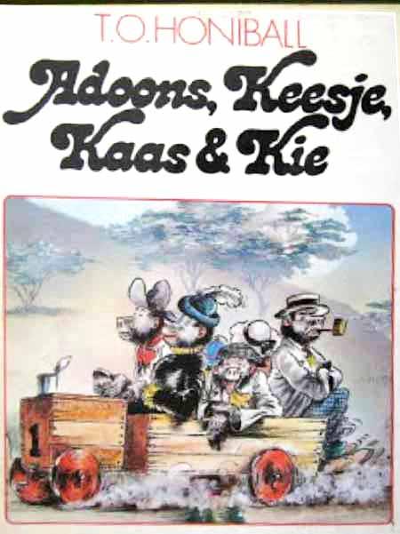 T.O. Honiball se Adoons-hulle Afrikaanse kultuurgoed