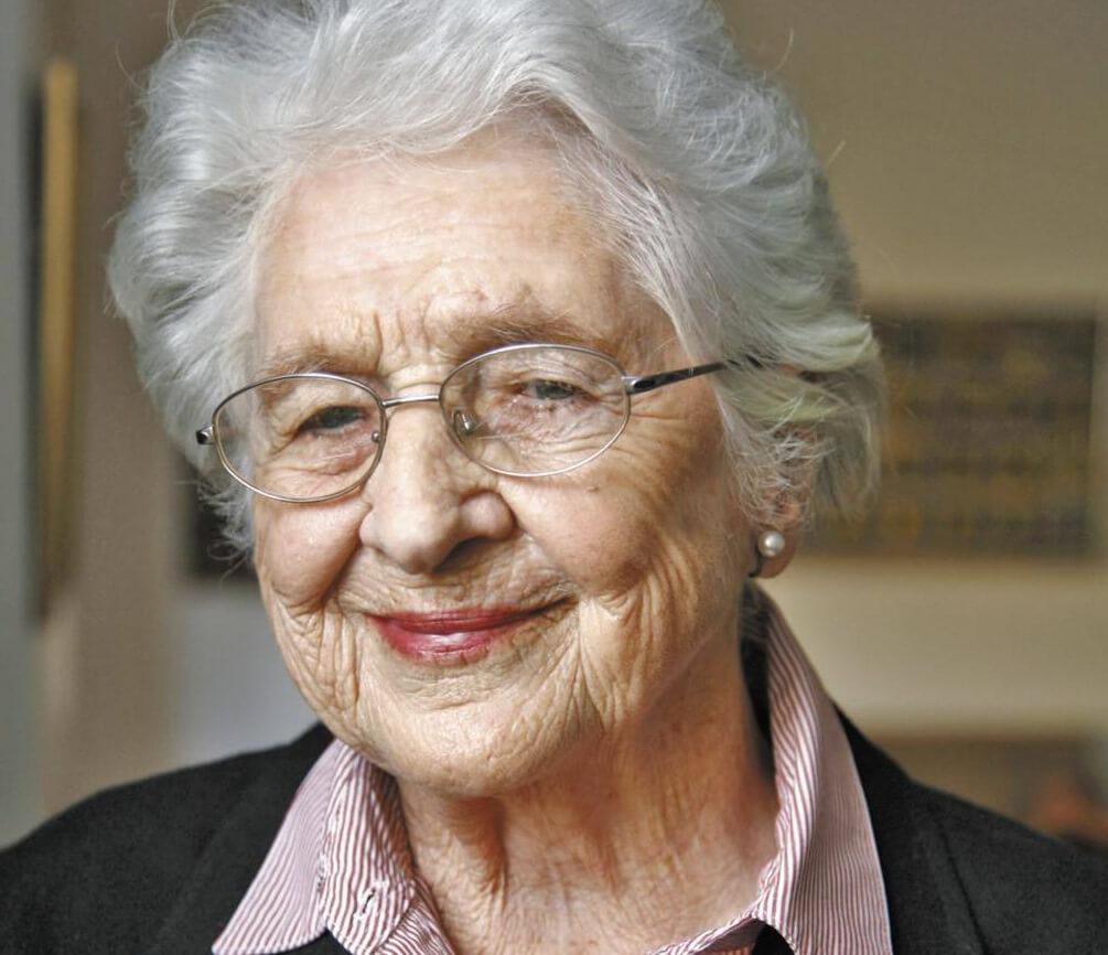 Elsa Joubert se aardse reis afgesluit