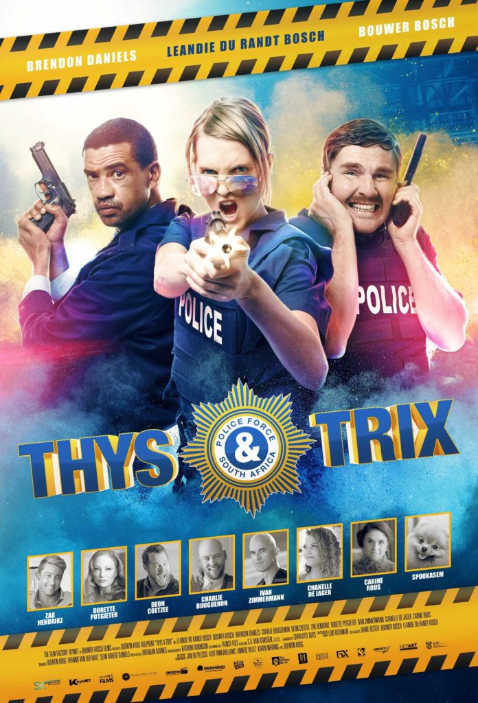 Thys en Trix – 'n Spioenkomedie