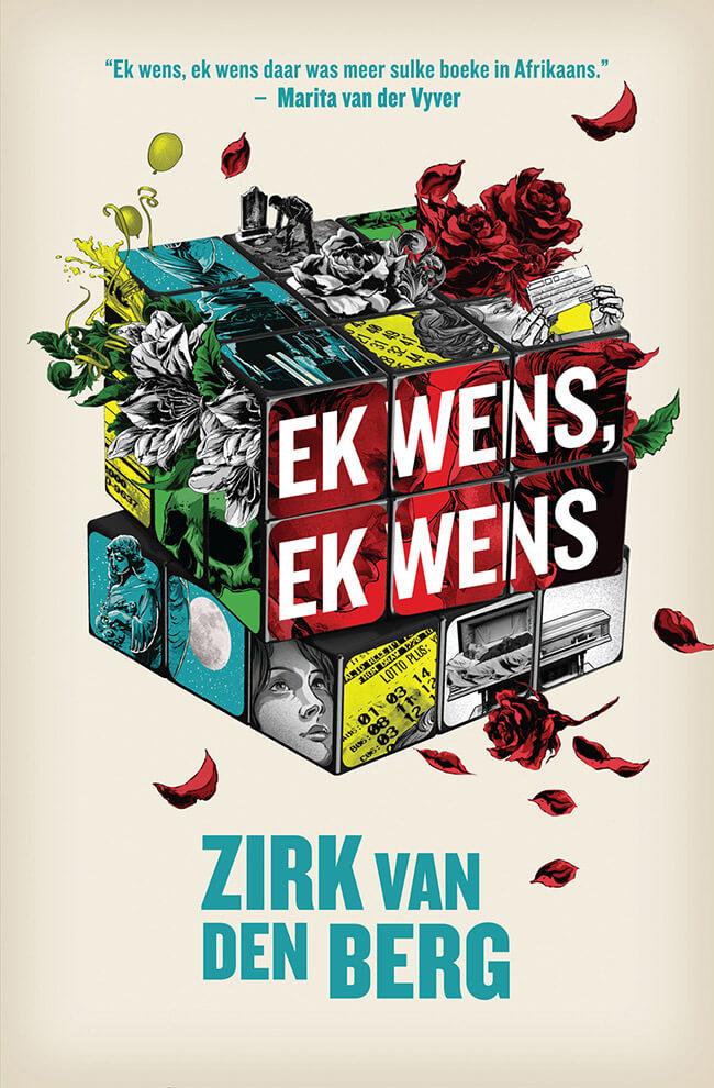 Ek wens, ek wens - Afrikaanse boek