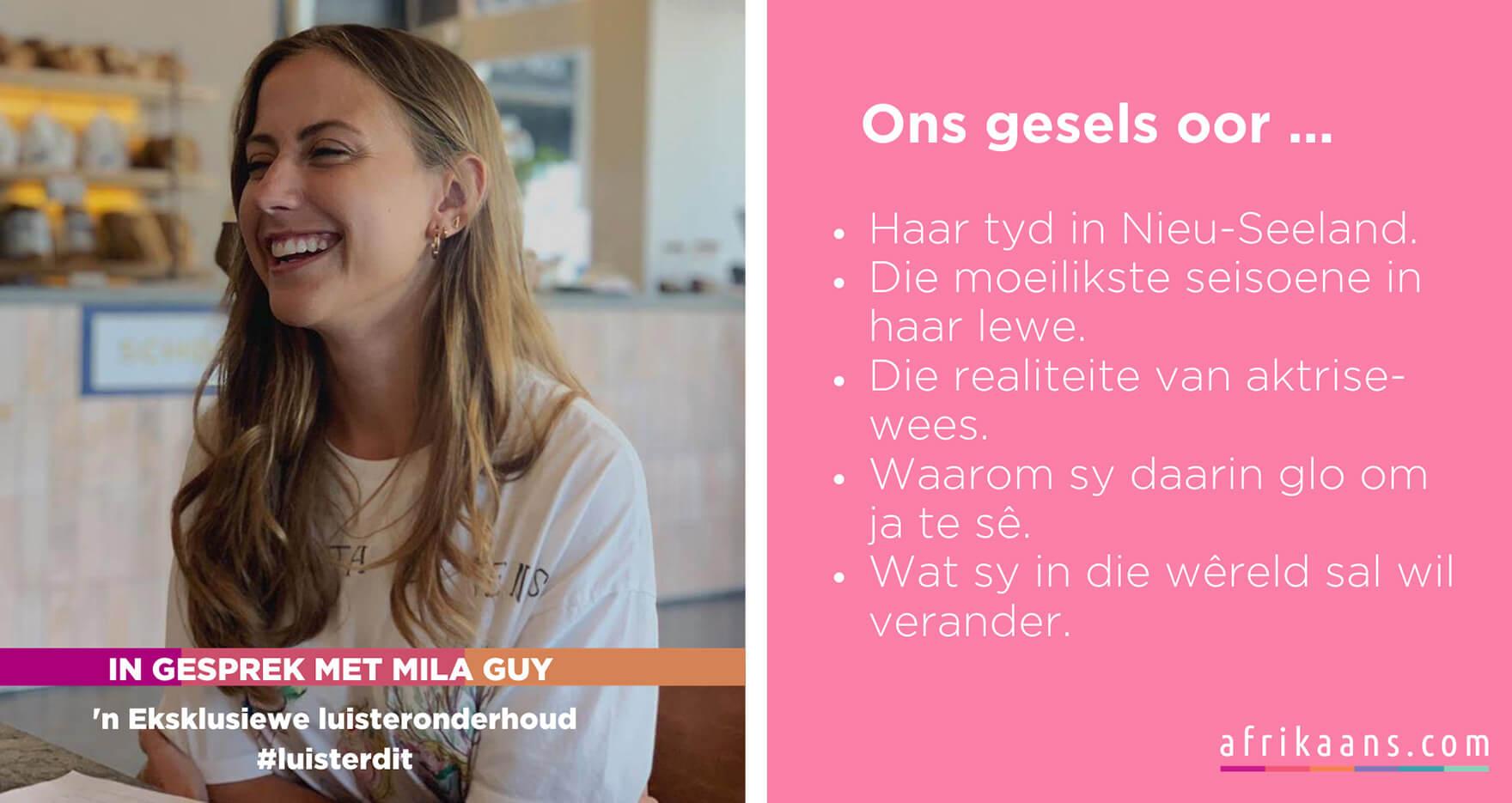 Mila Guy