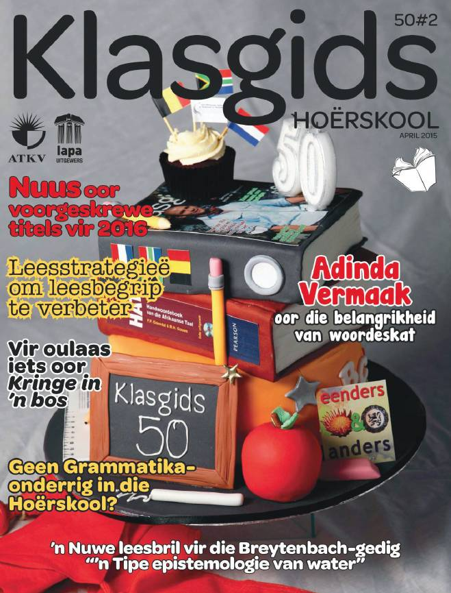 Klasgids Hoerskool April 2015