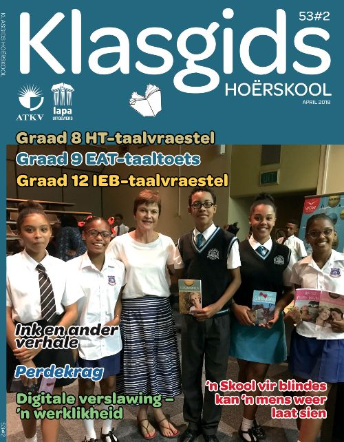 Klasgids Hoerskool April 2018